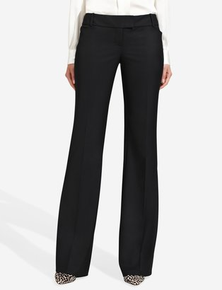 The Limited Drew Stitched-Loop Classic Flare Pants