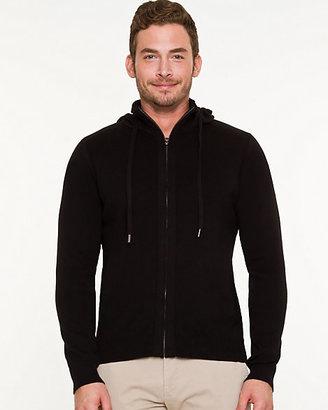 Le Château Cotton Zip-up Hoodie