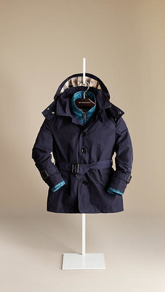 Burberry Warmer Trench Coat