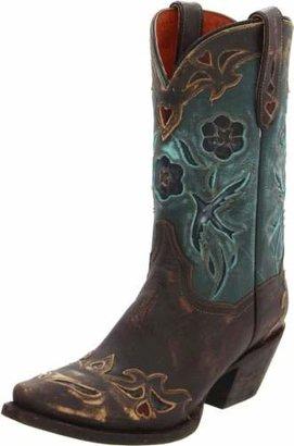 Dan Post Women's Blue Bird Boot 6.5 B - Medium