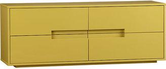 CB2 Latitude Grellow Low Dresser