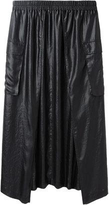 Jeremy Laing Panel Skirt