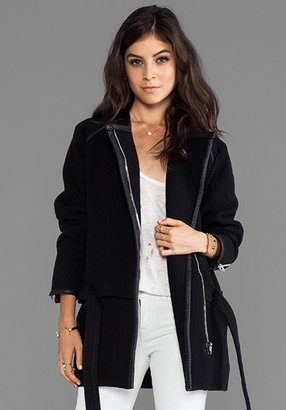 IRO Marily Belted Jacket