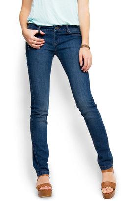 MANGO Pocket skinny jeans