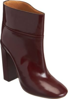 Chloé Stacked Heel Ankle Boot