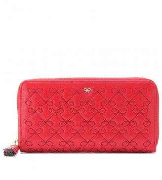 Anya Hindmarch LARGE WILKES LEATHER WALLET
