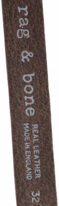 Rag & Bone Rag&Bone Army Buckle Belt