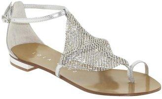 Lola Cruz Flat sandal