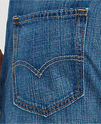 Levi's Big and Tall 559 Relaxed Straight-Fit Indie Blue Jeans