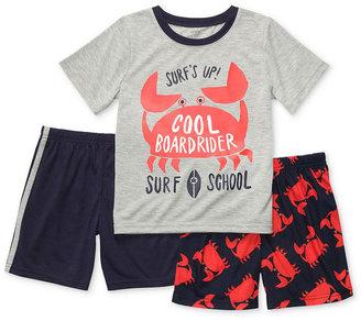 Carter's Kids Set, Boys or Little Boys 3-Piece Pajamas