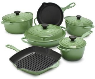 Le Creuset Signature Rosemary 10-Piece Set