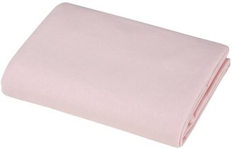 American Baby Company ABC Value Jersey Cradle Sheet - Pink