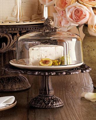 GG Collection Cheese/Dessert Dome & Pedestal