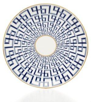 """Lenox Darius Gold 9"""" Accent Plate"""