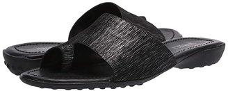 VANELi Tallis (Silver/Black City) Women's Sandals