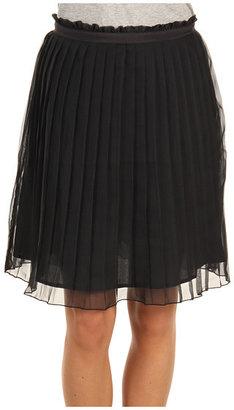 AK Anne Klein Pleated Skirt