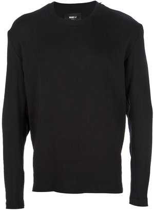 Yang Li crew neck sweater