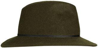 Topshop Short Brim Fedora Hat
