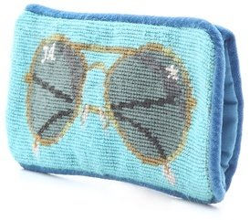 Jonathan Adler Aviator Sunglasses Case