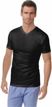 Polo Ralph Lauren Men Undershirt, Slim Fit Classic Cotton V-Neck 3 Pack