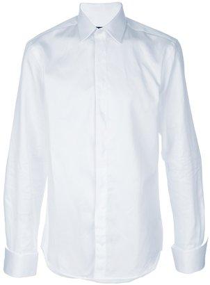 Givenchy Slim fit twill shirt