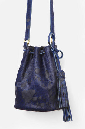Urban Outfitters MK Totem Pony Hair Bucket Bag
