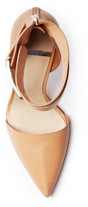GUESS by Marciano Elly Pump with Ankle Strap