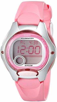 Casio Women's LW200-4BV Resin Digital Watch