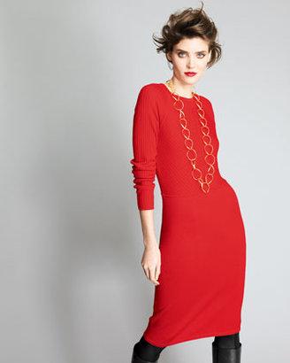 Adrienne Vittadini Wool Dress
