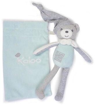 Kaloo Zen Doudou Rabbit Boy in Pocket