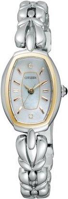 [シチズン]CITIZEN 腕時計 Citizen Collection シチズン コレクション Eco-Drive エコ・ドライブ CLB37-1703 レディース