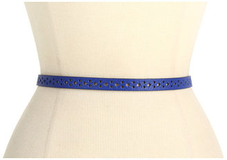 "Vince Camuto 5/8"" Buckle On Perforated Panel"
