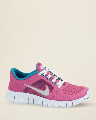 Nike Girls' Free Run 3 Sneakers - Big Kid