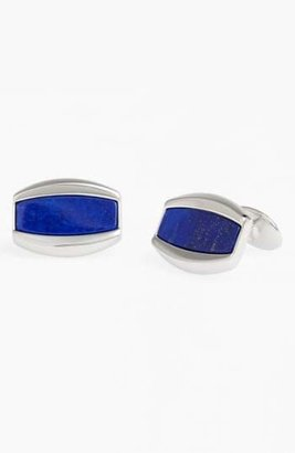 David Donahue Lapis Lazuli Cuff Links
