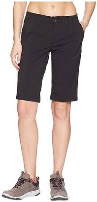 Royal Robbins Discovery Bermuda (Jet Black 1) Women's Shorts