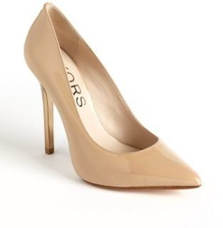 KORS Aberly Patent Leather Pumps