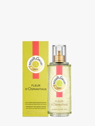 Roger & Gallet Fleur D'Osmanthus Well-Being Water Fragrance, 100ml