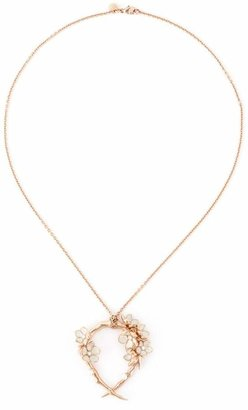 Shaun Leane 'Cherry Blossom' diamond necklace