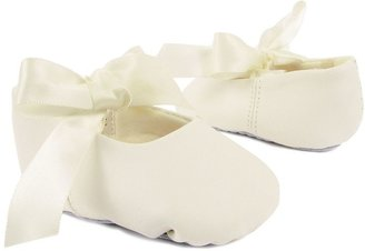 Wee Kids Ballet Costume Shoes - Baby $18 thestylecure.com