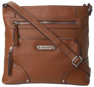 Franco Sarto Dixon Croco Crossbody (Whisky) - Bags and Luggage