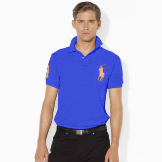 Polo Ralph Lauren Slim-Fit Big Pony Polo