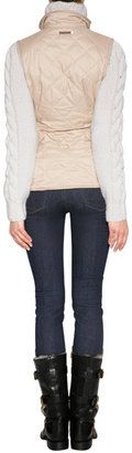 J Brand Jeans Mid Rise Skinny Jeans in Pure
