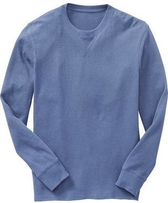Old Navy Men's Waffle-Knit Crew-Neck Tees