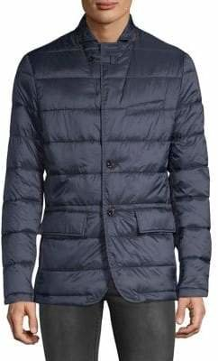 Strellson Classic Quilted Jacket