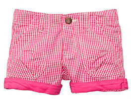 Osh Kosh OshKosh BGosh Baby Girls' Pink Gingham Woven Shorts