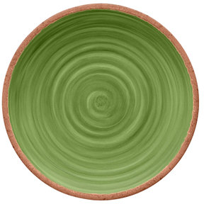 Rustic Swirl Dinner Plate (Set of 4)