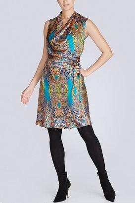 Josie Natori La Pagode Dress