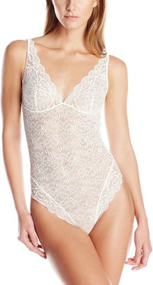 Simone Perele Women's Celeste Body Suit with Triangle Non-Underwire Top