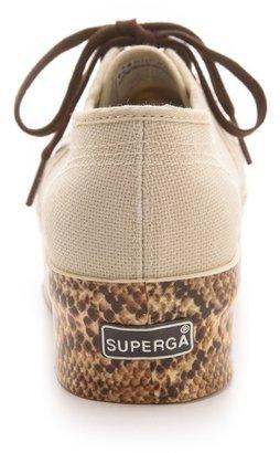 Superga Viper Platform Sneakers
