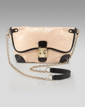 Foley + Corinna Chain-Strap Attache Clutch